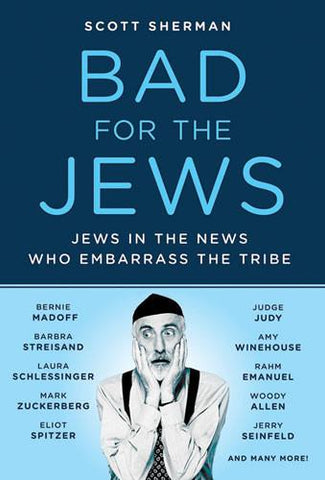 Bad For The Jews Book by Baker & Taylor - ModernTribe