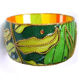 Urban Jungle Bangle Bracelet by Iris Design by Iris Design - ModernTribe - 1