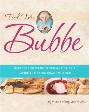 Feed Me Bubbe Cookbook by Baker & Taylor - ModernTribe