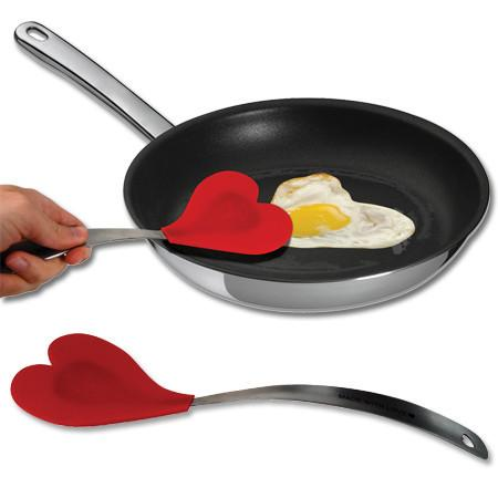Heart Silicone Spatula by Decor Craft - ModernTribe