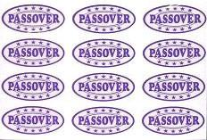 Passover Kosher Labels by Kosher Cook - ModernTribe