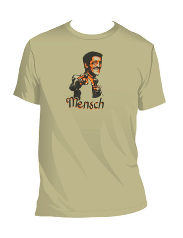 Sammy Davis Jr. Mensch T-shirt by Other - ModernTribe - 1