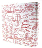 Recipe Journal - Prescription for Chicken Soup by Rag and Bone Bindery - ModernTribe - 4