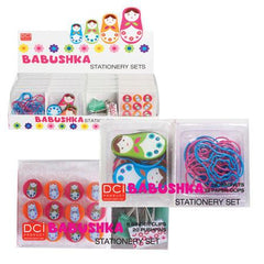 Babushka Stationery Set by Decor Craft - ModernTribe - 1