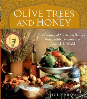 Olive Trees & Honey Cookbook by Gil Marks by Baker & Taylor - ModernTribe
