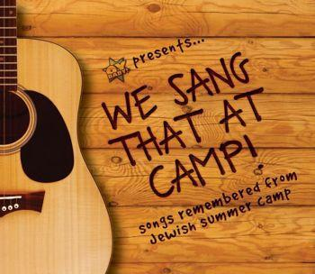 We Sang That At Camp CD by OyBaby - ModernTribe