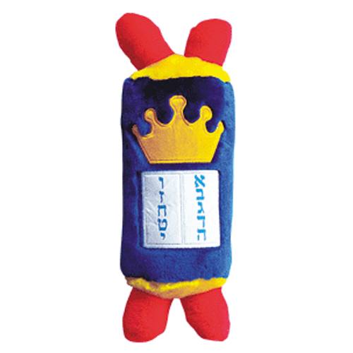 JET Toy Jumbo Plush Torah - 25 Inches Tall