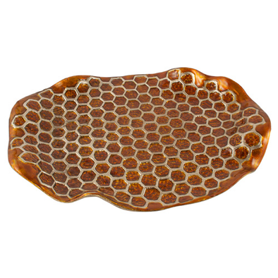 Honeycomb Tray by Quest - ModernTribe