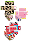 Box Play Stickers - Turn Used Boxes Into Toys by Box Play - ModernTribe - 3