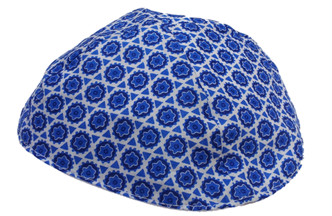 Star of David Kippah by Davida - ModernTribe