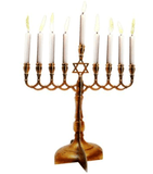 Port-a-Menorah by Hachette Book Group - ModernTribe - 3