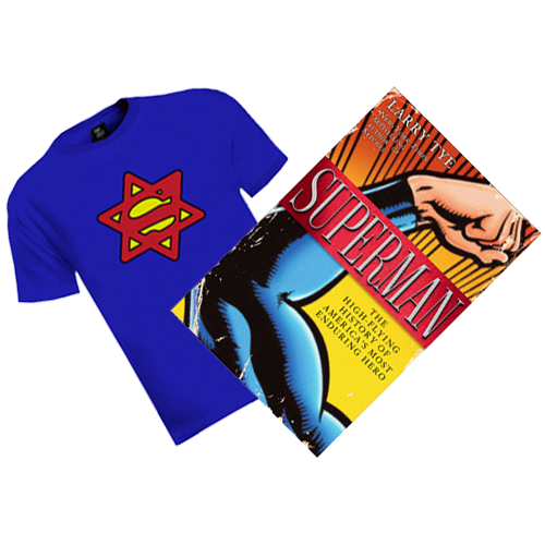 Other T-Shirt Super Jew Gift Box