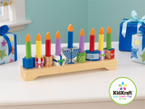 Wooden Play Menorah by KidKraft - Ages 3+ by Kid Kraft - ModernTribe - 2