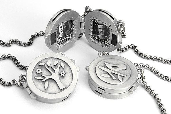 Tree of Life Locket by Emily Rosenfeld by Emily Rosenfeld - ModernTribe - 5