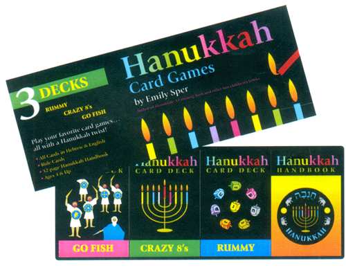 Hanukkah Card Game by Other - ModernTribe