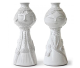 King & Queen of Hearts Candlestick/Bud Vase by Jonathan Adler by Jonathan Adler - ModernTribe - 1