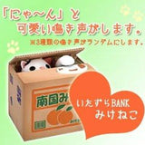 Shine: Cat in a Box Bank by Japanese Gift Market - ModernTribe - 2