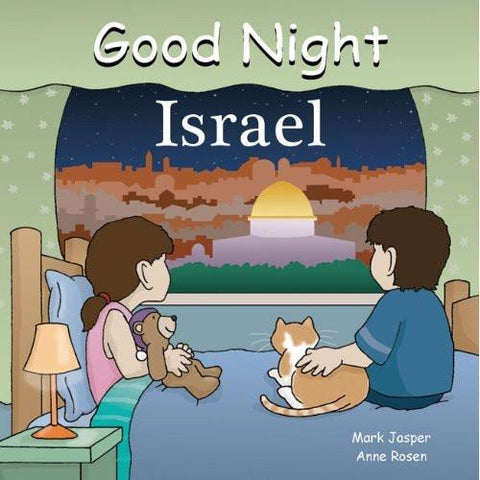 Good Night Israel Book by Baker & Taylor - ModernTribe