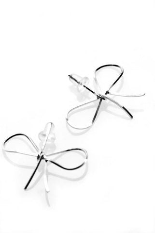 Reminder Bow Earrings by by boe - ModernTribe