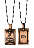 Carbon-Life | Periodic Table of Elements Necklaces by Marla Studio - ModernTribe - 4