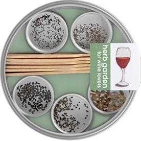 Herb Garden for Wine Lovers by Pottingshed Creations - ModernTribe
