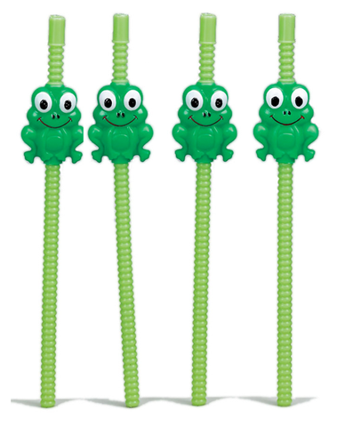 Passover Frog Straws | Set of 4 by Rite Lite - ModernTribe