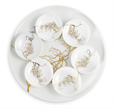 Bird and Branches Seder Plate by Caskata - ModernTribe - 1