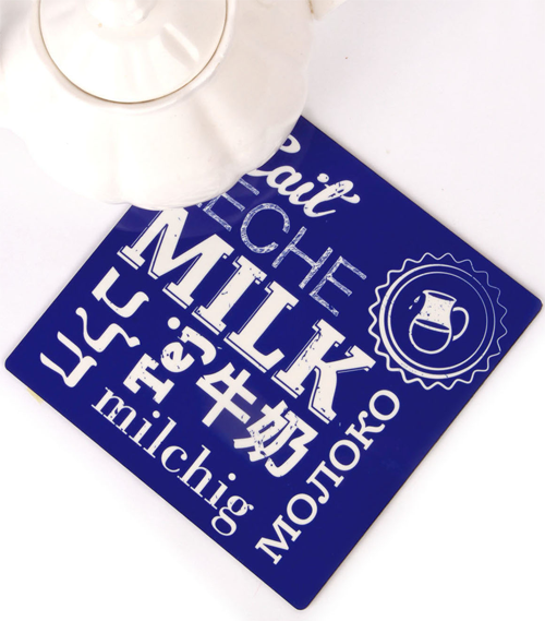 Barbara Shaw Other Default Milk Trivet by Barbara Shaw