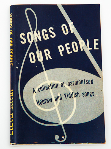 Songs of Our People: The Harmony Book - ModernTribe