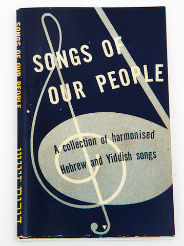 Songs of Our People: The Harmony Book by SoCalled - ModernTribe
