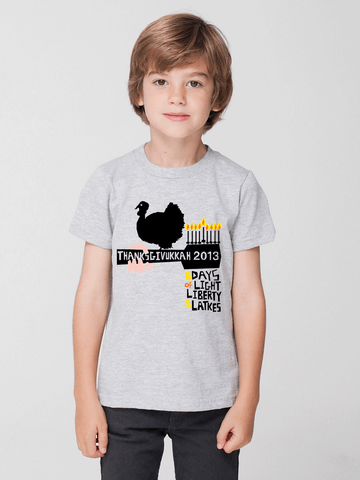 Thanksgivukkah T-Shirts - Kids by ModernTribe - ModernTribe - 1