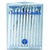 Rite Lite Candles Default Frosted White Hanukkah Candles
