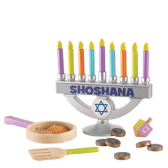 Personalized! My Own Chanukah Set with Latkes - Ages 3+ by Kid Kraft - ModernTribe - 1