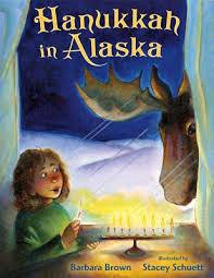 Baker & Taylor Book Default Hanukkah in Alaska Book