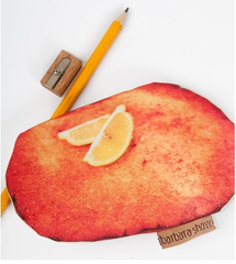Schnitzel Pocket/Pouch by Barbara Shaw - ModernTribe