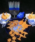 Big Daddy Hanukkah Dog Biscuits by Other - ModernTribe