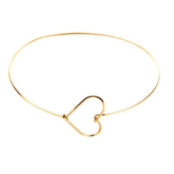 by boe Necklaces Sweetheart Bangle Bracelet by boe