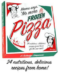 No More Frozen Pizza! Cookbook - Great Gift For College Kid by Mama Says - ModernTribe - 1
