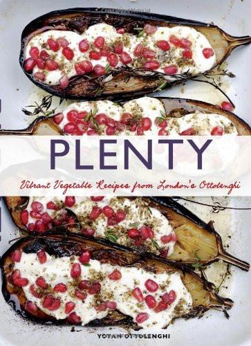 Hachette Book Group Cookbook Plenty: Vibrant Vegetable Recipes from London's Ottolenghi by Yotam Ottolenghi