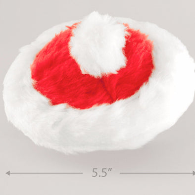 Yamaclaus - Chrismukkah Santa Claus Hat and Yarmulke Mashup