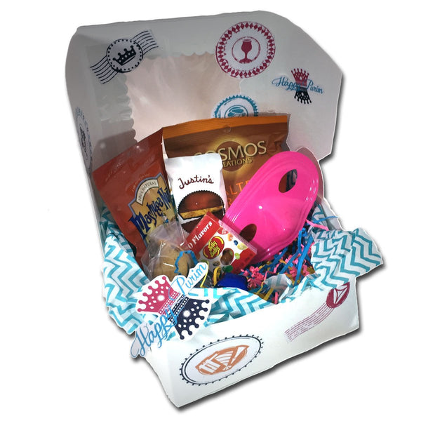 ModernTribe Food Purim Gift Basket Pay It Forward Purim Gift Basket / Box by ModernTribe