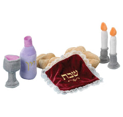 Soft Shabbat Play Set - Ages 3+ by Rite Lite - ModernTribe - 1