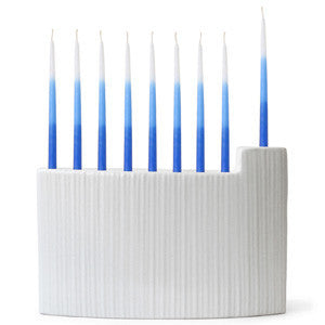 Relief Menorah by Jonathan Adler by Jonathan Adler - ModernTribe - 1