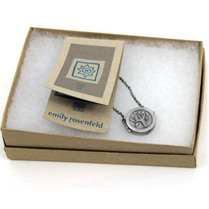 Tree of Life Locket by Emily Rosenfeld by Emily Rosenfeld - ModernTribe - 3