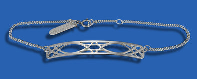 Horizon Star of David Bracelet