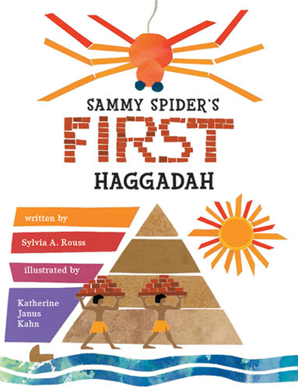 Sammy Spider's First Haggadah by Sylvia A. Rouss by Baker & Taylor - ModernTribe
