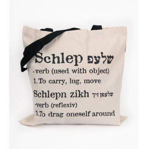 Schlep Tote