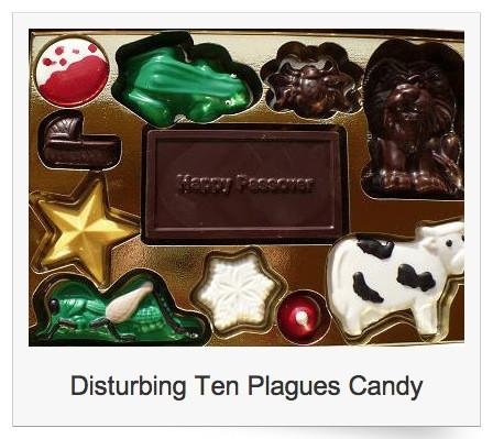 Disturbing Ten Plagues Candy Box - ModernTribe