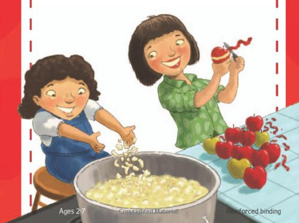 Apple Days: A Rosh Hashanah Story by Allison Sarnoff Soffer - Ages 2-7 by Baker & Taylor - ModernTribe - 3