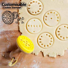 Custom Cookie Stamp by Suck UK - ModernTribe - 1